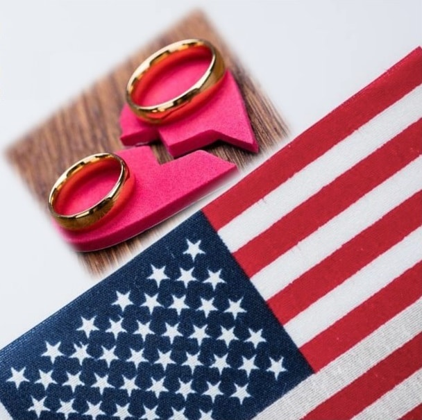 CÓMO DIVORCIARSE EN ESTADOS UNIDOS
