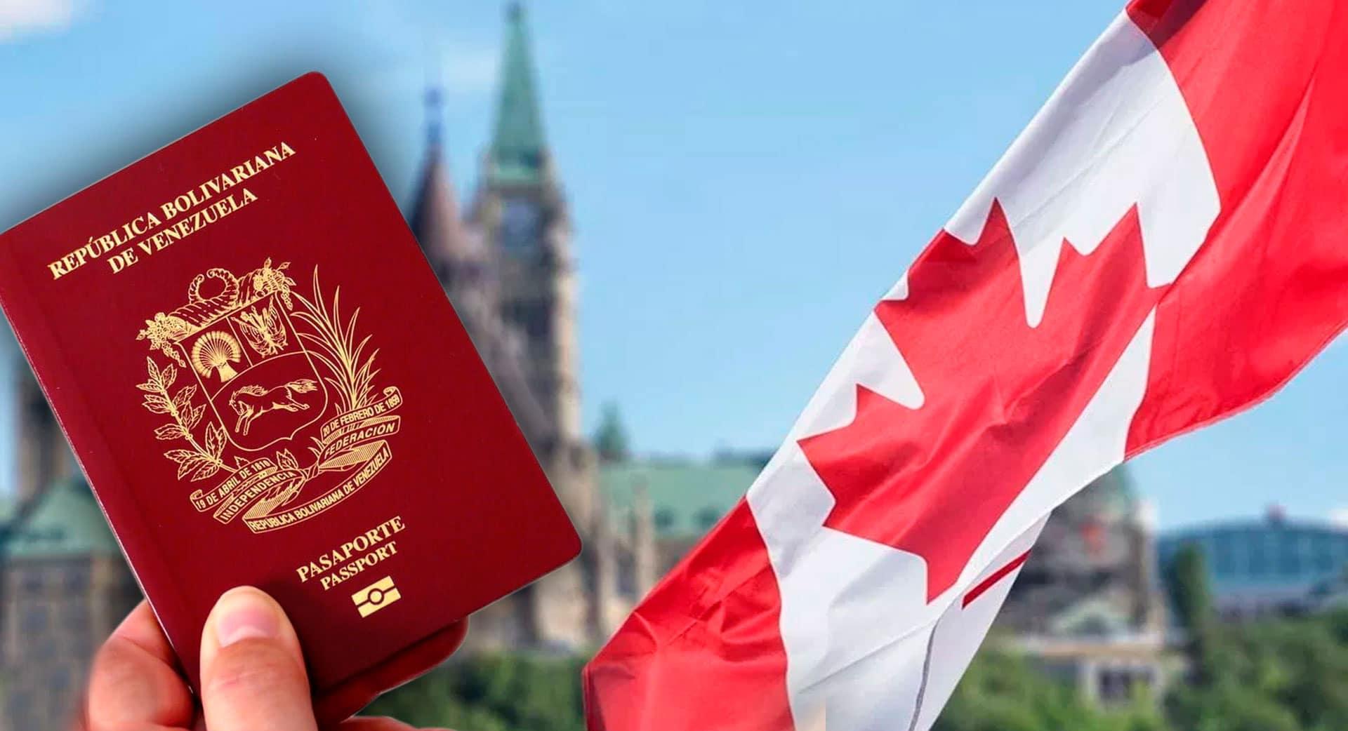 emigrar a Canadá desde Venezuela