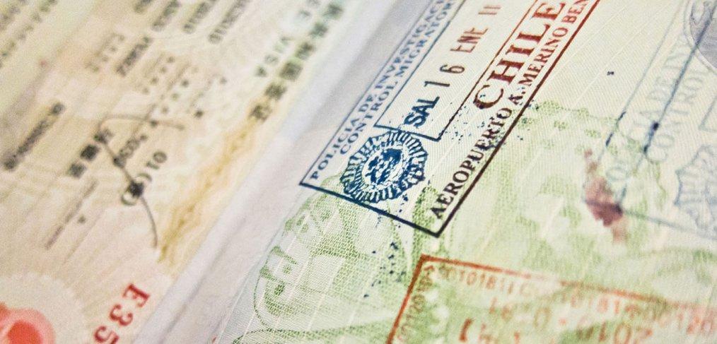 visa de trabajo en chile 2