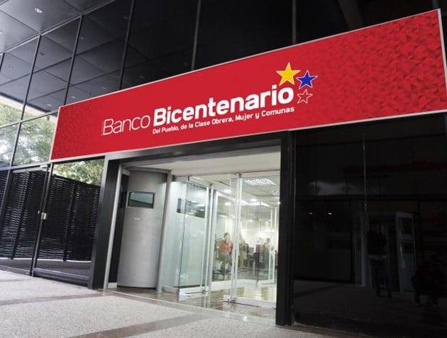 Banco Bicentenario en línea 1