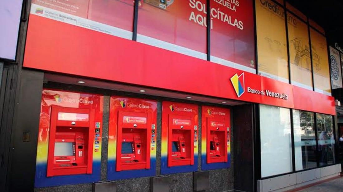 Banco de Venezuela citas