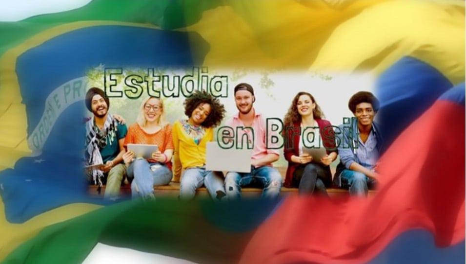 ESTUDIAR EN BRASIL PARA COLOMBIANOS