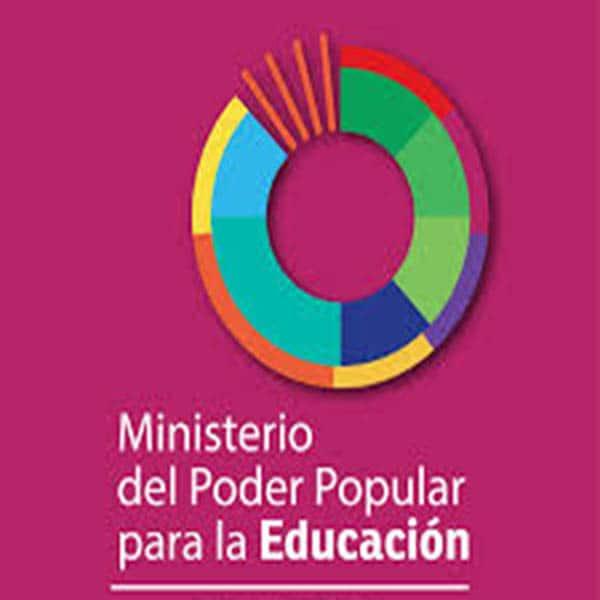 Ministerio del Poder Popular para la Educación oficina virtual 1