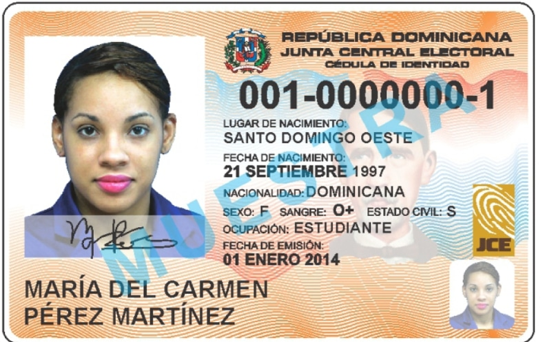 Pedir cita para Pasaporte 1