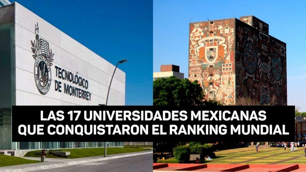 UNIVERSIDADES MEXICANAS