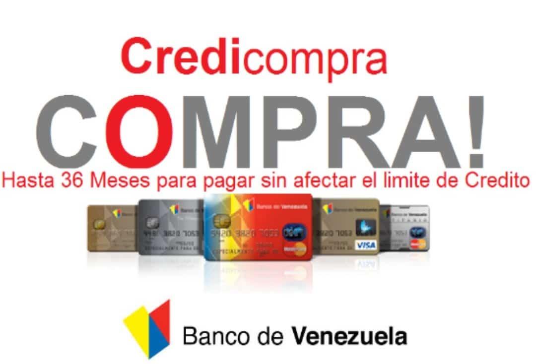 credicompra banco de venezuela