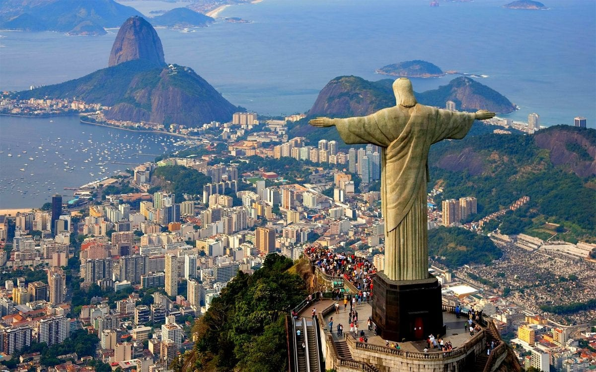 documentación para viajar a brasil