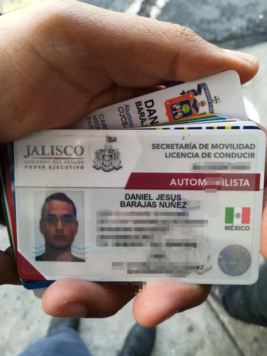 licencia de conducir jalisco