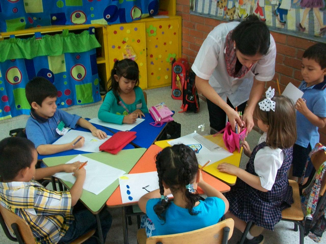 maestra de preescolar 2