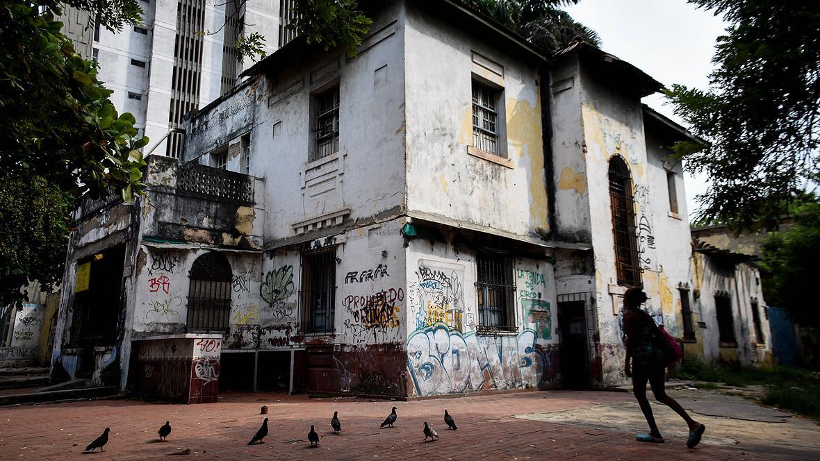 ocupar una casa abandonada en argentina