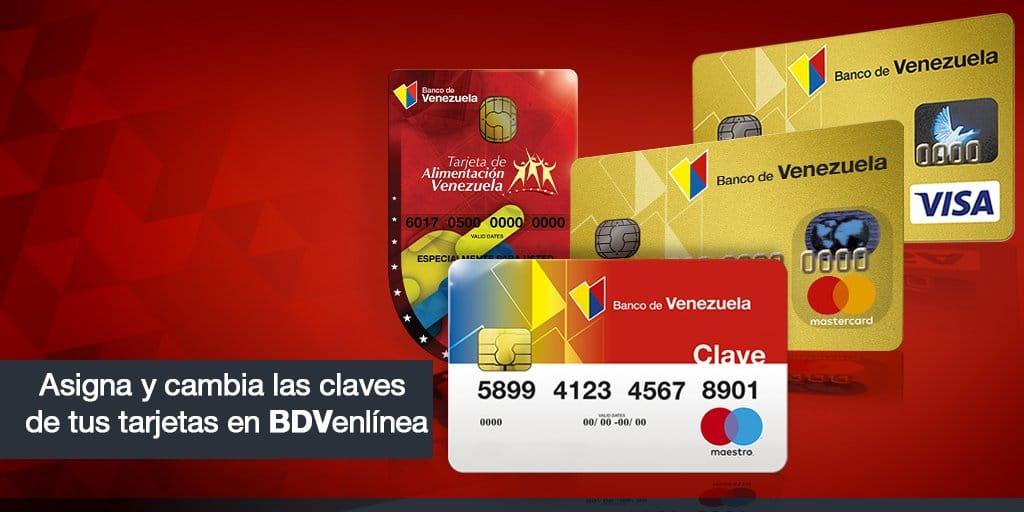 solicitud de tarjeta de creédito Banco de Venezuela