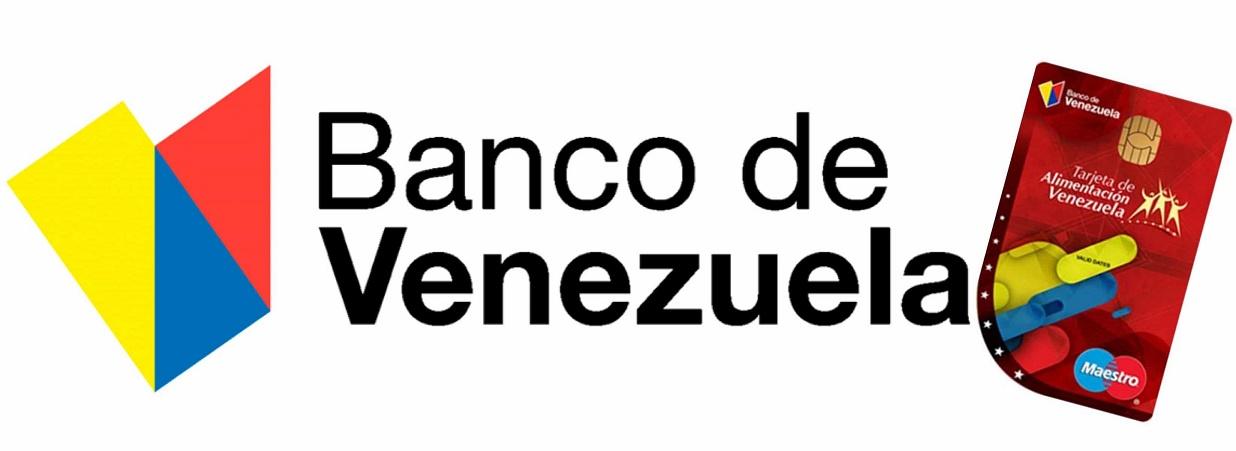 tarjeta de alimentación Venezuela