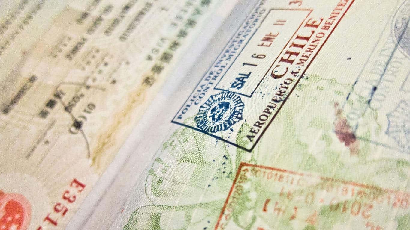 visa de trabajo chile