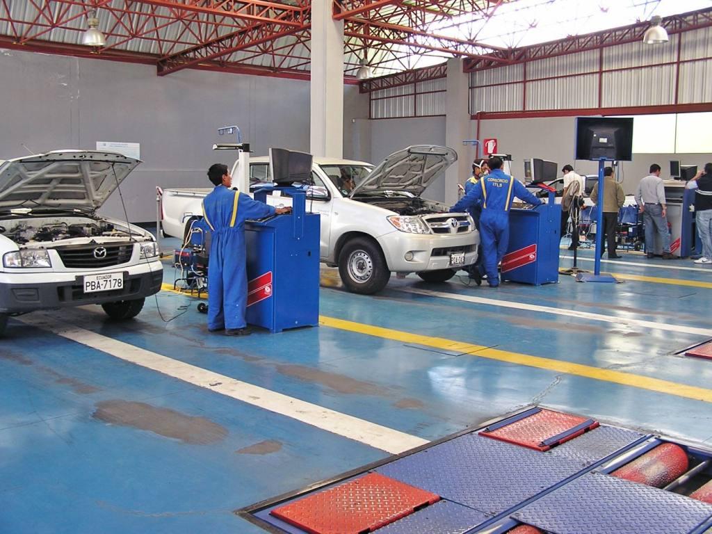 Cita revisión vehicular los Chillos