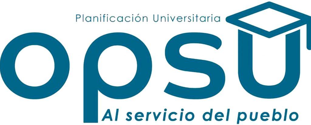 Planilla para prueba de la OPSU