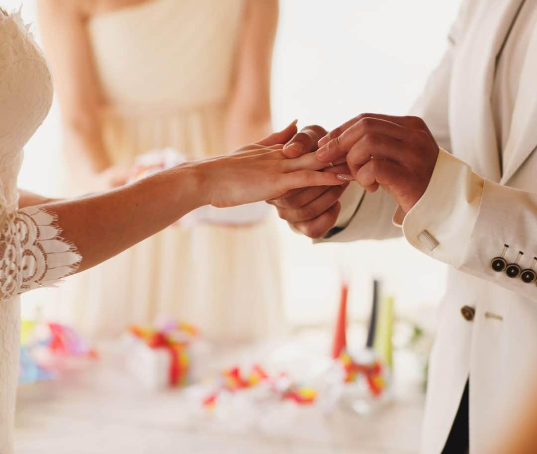 Requisitos para casarse por lo civil