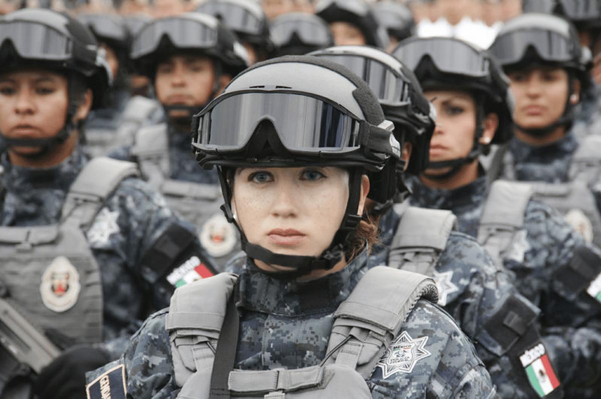 requisitos para ser policía en México