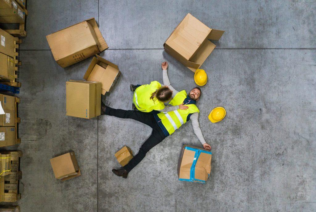 Accidentes de trabajo Ecuador