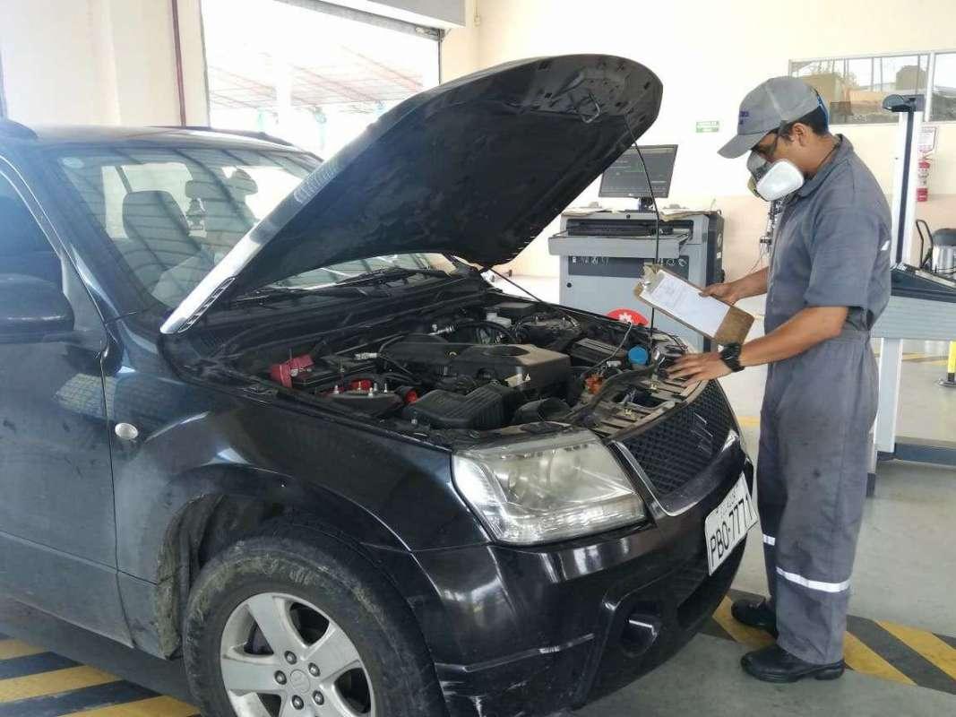 Cita revisión vehicular guayas