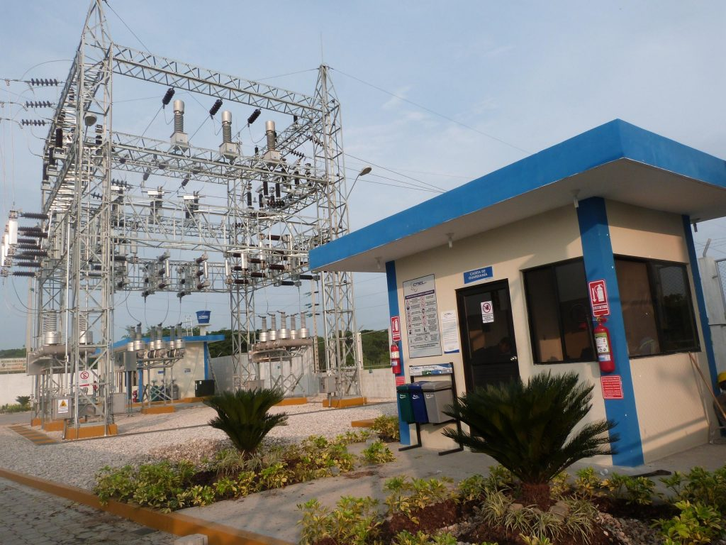 Empresa eléctrica Portoviejo