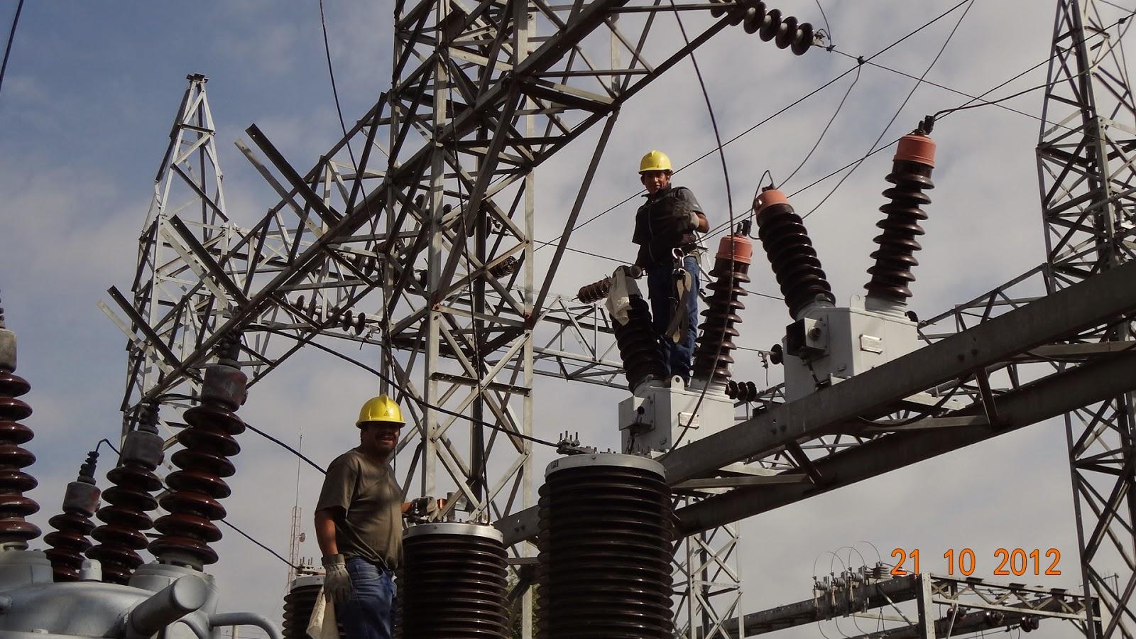 Empresa eléctrica Riobamba
