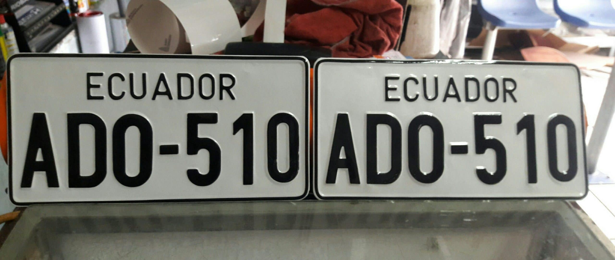 Nombre propietario matriculación vehicular