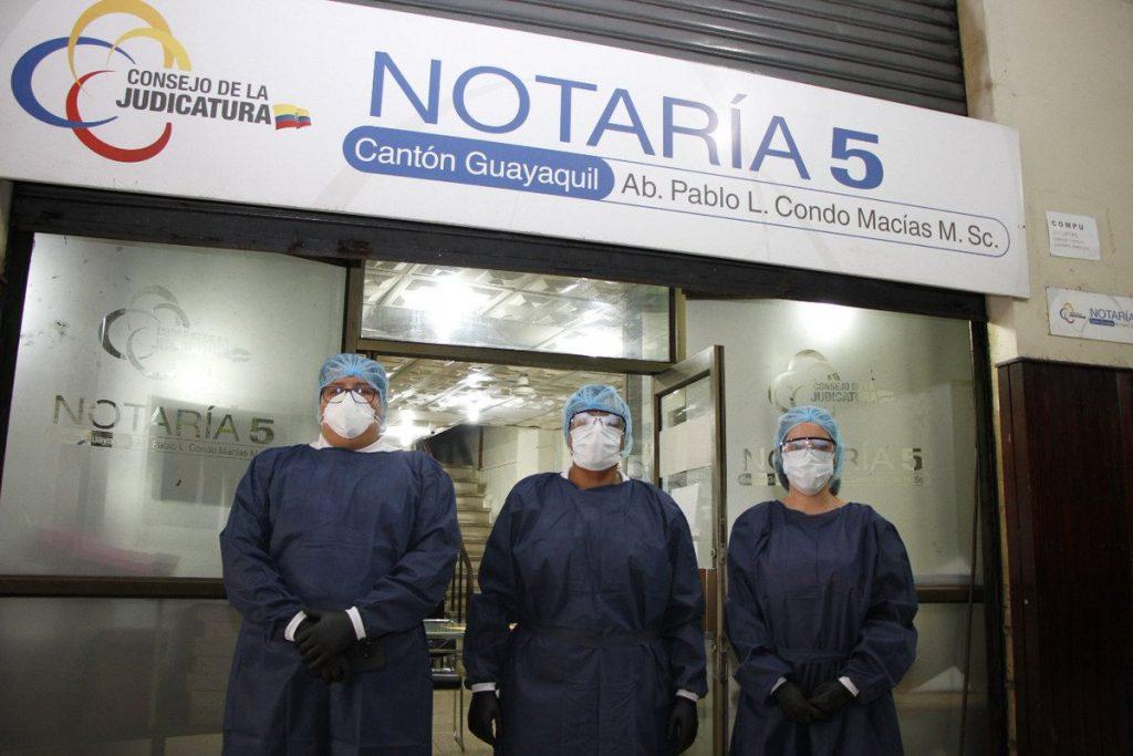 Notarías Guayaquil