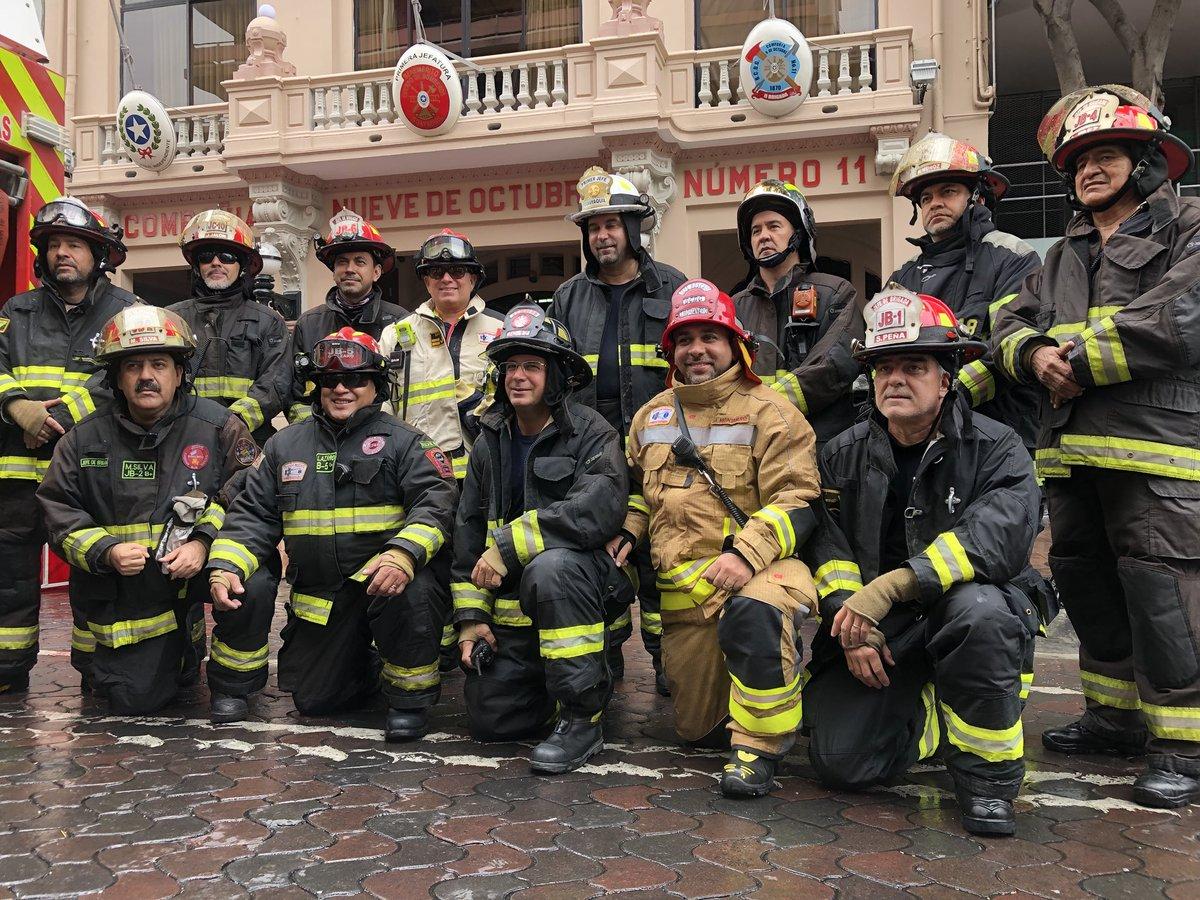 bomberos guayaquil