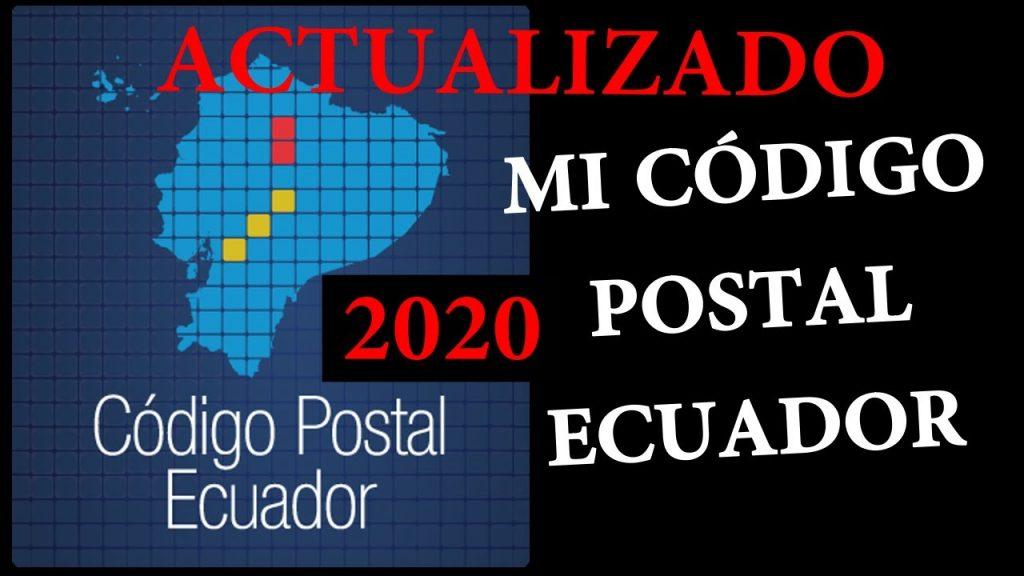 código postal