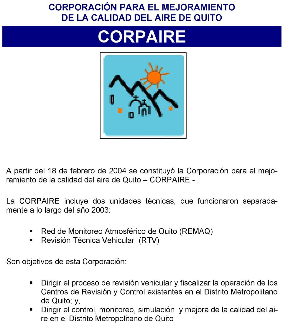 corpaire