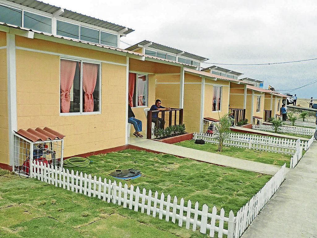 planes de vivienda del Miduvi