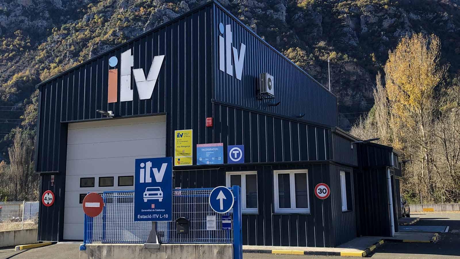 ITV Pamplona