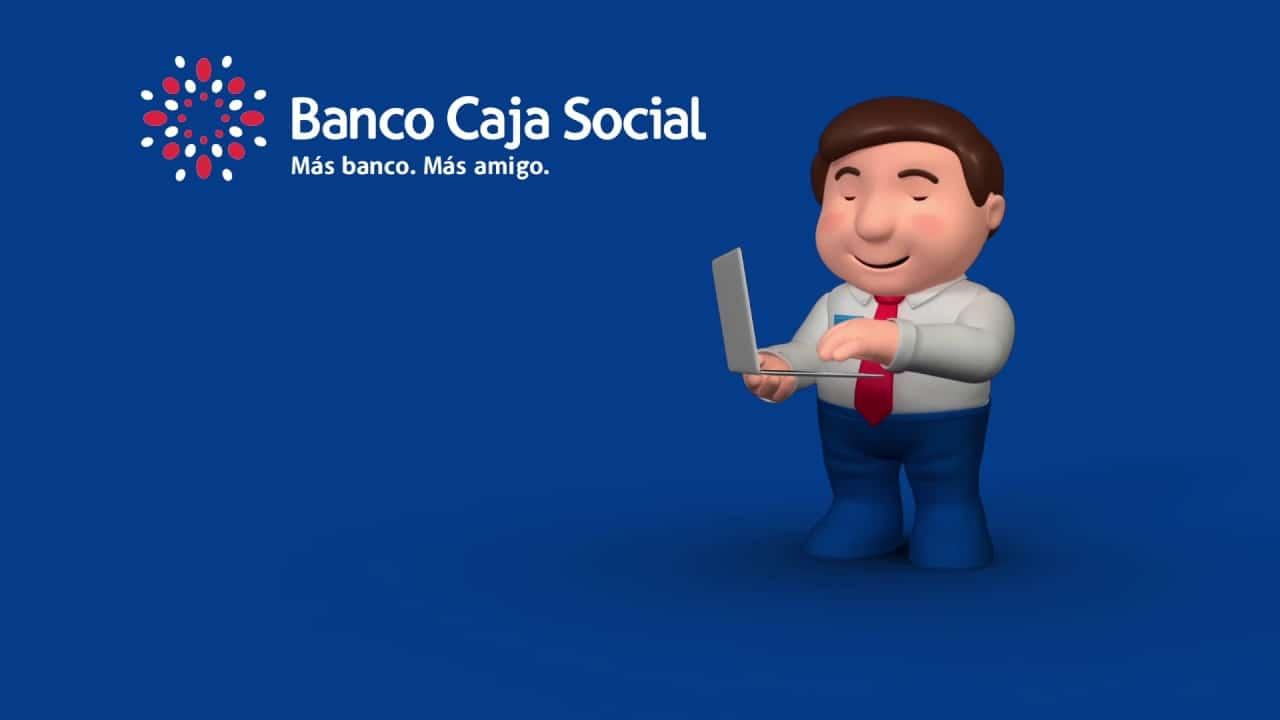banco caja social teléfono