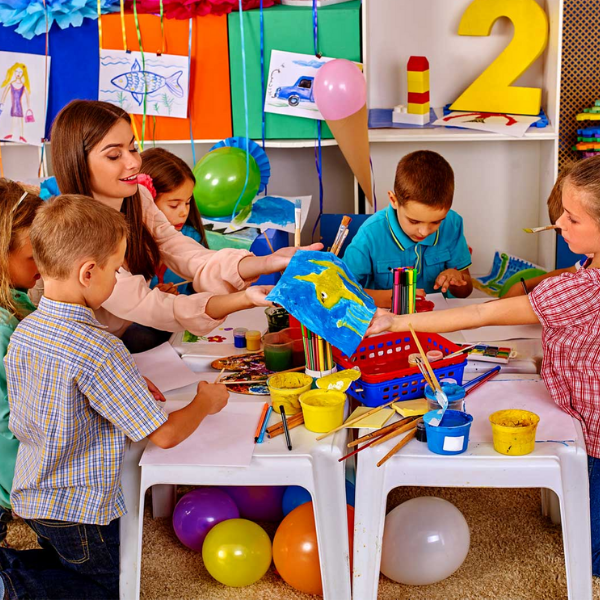 requisitos para abrir una estancia infantil particular